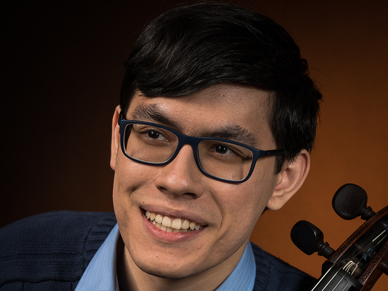 Zlatomir Fung, 1ste Prize the XVI International Tchaikovsky Competition